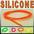 "2.3mm (3/32"") I.D FLUORESCENT Orange RC Silicone Nitro Glow  Fuel line Tubing Hose Pipe"